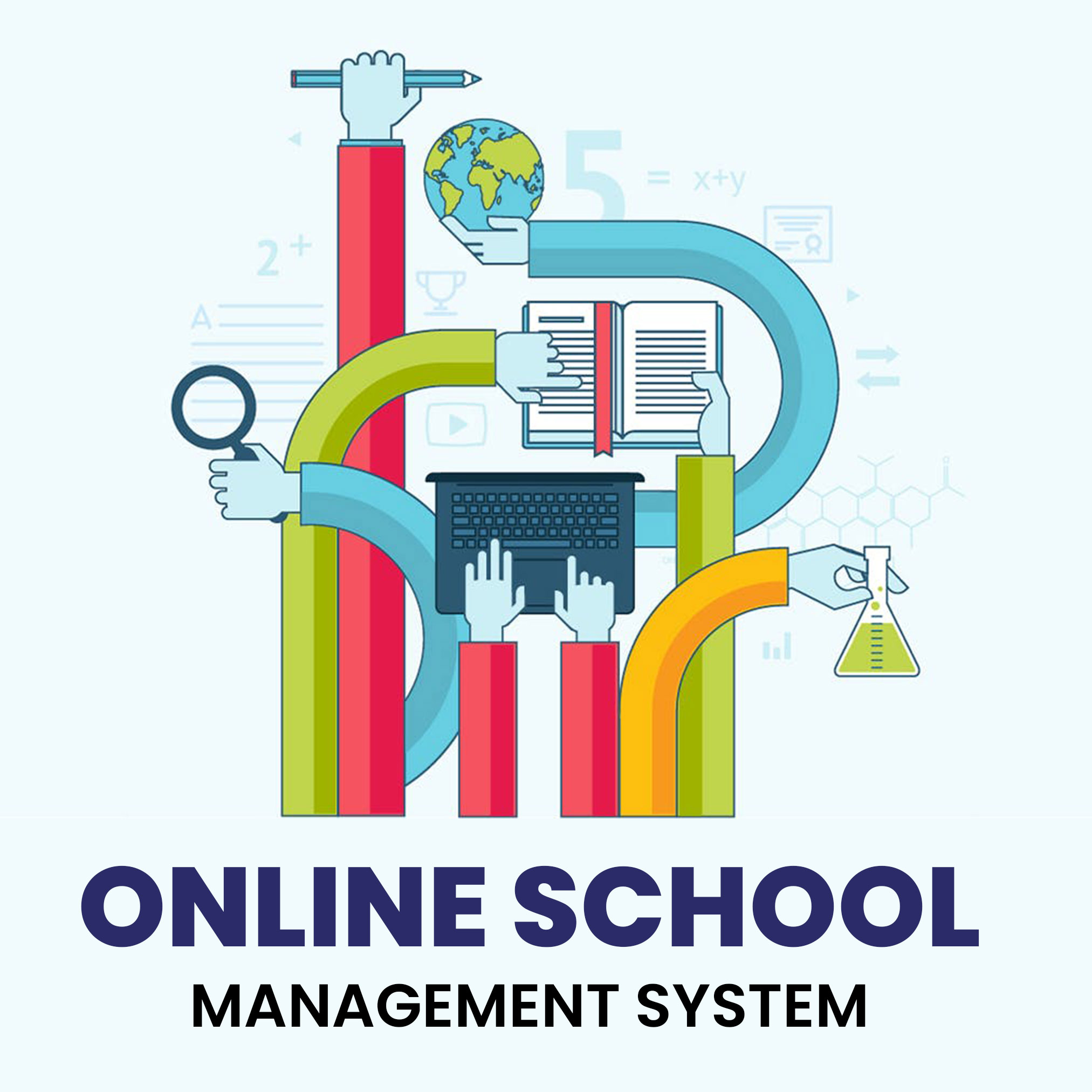 Significance of an Online School Management System